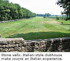 Castel d' Aviano Golf Club