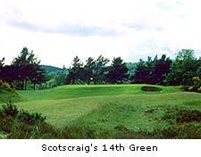 No. 14 at Scotscraig Golf Club