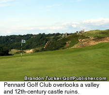 Pennard Golf Club - Wales