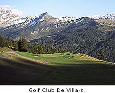 Golf Club De Villars