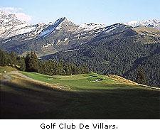 Golf Club De Villars