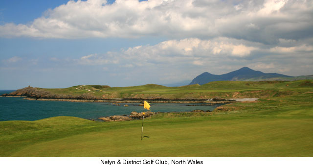 Wales Golf Course