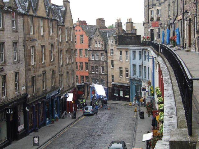 Edinburgh photos scotland golf history and culture for Travel to edinburgh scotland
