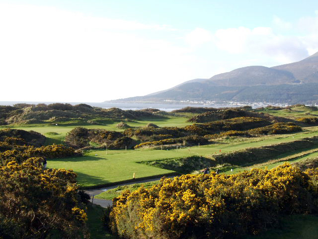 Emerald Isle Golf In Pictures