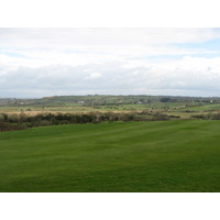 Mt. Temple Golf Club, Moate, Ireland has terrific views of the surrounding countryside.