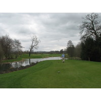 PGA National Ireland, County Kildare, has a lot of water for an inland, Irish course.
