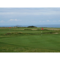 St. David's City Golf Club is a small nine-holer with wonderful coastal views.