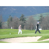 Powerscourt Golf Club, County Wicklow, has two courses, the east and west.