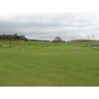 The conditioning at Powerscourt Golf Club, County Wicklow, is excellent.