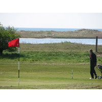 Ljunghusen Golf Club in Hollviken, Sweden is close to the Baltic Sea.