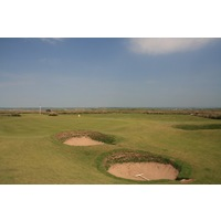 Royal North Devon Golf Club is England's oldest links, founded in 1864.