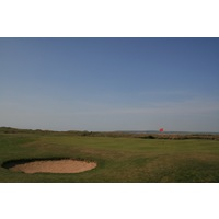 Royal North Devon golf course in southwest England.