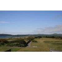 You can see Snowdonia and Cardigan Bay from several holes at Pwllheli Golf Club.