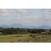 Pwllheli Golf Club in North Wales is just a par 69, which makes scoring difficult.