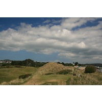 Abersoch Golf Club features nine original links holes and nine parkland holes.
