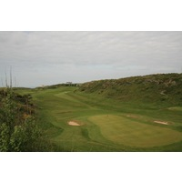 Holyhead Golf Club on Wales' Isle of Anglesey's plays just under 6,100 yards from the championship tees and is a par 71.