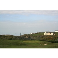 Holyhead Golf Club on Wales Isle of Anglesey