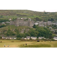 Royal St. David's Golf Club in North Wales was founded shortly after the railway was expanded to Harlech in the late 19th century.