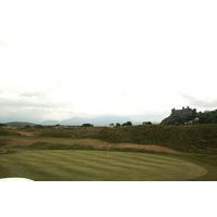 Royal St. David's Golf Club has thick rough surrounding most holes, putting a premium on accuracy.