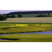 As with most courses around continental Europe, the three courses at Golf and Country Club Fleesensee are walker friendly.