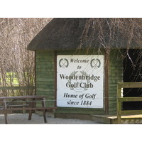 Woodenbridge Golf Club,  County Wicklow.