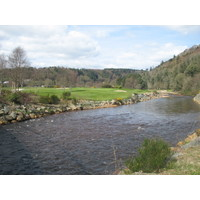 Rivers and ponds come into play on 10 of Woodenbridge Golf Club's holes.