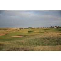 Trevose Golf and Country Club's clubhouse overlooks the entire golf course and Constantine Bay.