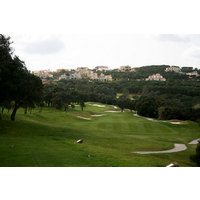 San Roque Club's Old Course was designed by Dave Thomas, while Seve Ballesteros redesigned the bunkers years ago.