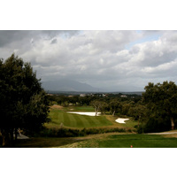 San Roque Club's New Course plays longer than the Old Course at 6,626 meters from the championship tees.