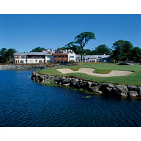 The Smurfit clubhouse acts as the private clubhouse for K Club members.