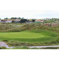 Dunes lay the blueprint for the back nine at Portmarnock Golf Links.