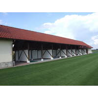 Krakow Valley Golf & Country Club has a driving range and a mini practice course, part of the club's efforts to revive golf in Poland.