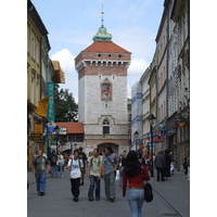 Krakow has become one of Eastern Europe's major tourist destinations.
