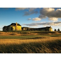 The Torrance and Kittocks Courses play around the five-star Fairmont St. Andrews hotel.