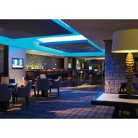 The Fairmont St. Andrews has recently redone the dining and bar areas.