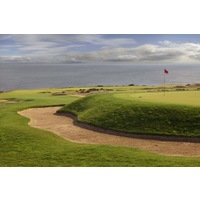 The Torrance Course at the Fairmont St. Andrews hosted the Senior Scottish Open Championship in 2012.