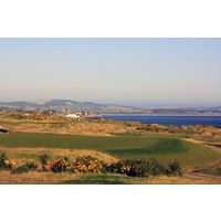 Most holes on the Torrance golf course at the Fairmont St. Andrews have a sea and town view.