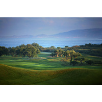 Robert Trent Jones Jr. designed the Bay Course, which opened in 2011 at Costa Navarino.