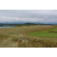 Windswept dunes are a signature of Donegal Golf Club, also called Murvagh.