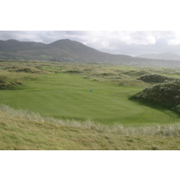 "The 12th hole on the Old Links at Ballyliffin Golf Club is called ""The Dell."""