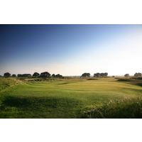 Portmarnock Golf Club is located about 12 miles north of Dublin's city center.
