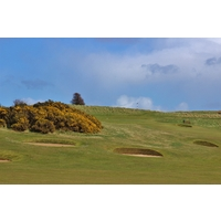 "The fifth hole on the No. 1 Course at Gullane Golf Club is called ""Murray's Hill."""