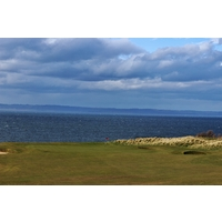 The 11th hole might be the best par 4 on the No. 1 Course at Gullane Golf Club in East Lothian, Scotland.
