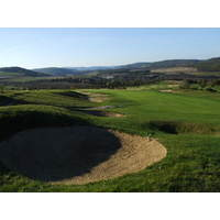Karlstejn Golf Resort's strength lies in its short par 4s and four diverse par 5s.