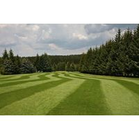 Many consider the third hole to be the most difficult at Royal Golf Club Marianske Lazne in the Czech Republic.