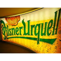 Pilsner Urquell Brewery near Golf Park Plzen, Czech Republic