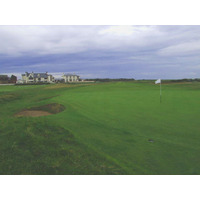 Prestwick Golf Club in Prestwick, Ayrshire, Scotland