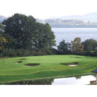 The Carrick at Cameron House in Loch Lomond, Scotland