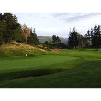 The King's golf course at Gleneagles resort in Perthshire, Scotland.