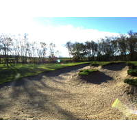 The 116 new or reshaped bunkers give the Duke's a more rugged look and feel.